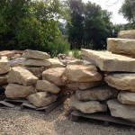 Sandy Riverbed Stone